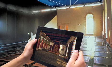 Histopad : la réalité virtuelle au service du patrimoine | Le numérique pour la conservation du patrimoine | Scoop.it