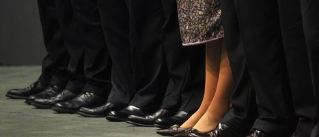 Where are the women in corporate leadership? | Project management and leadership | Scoop.it