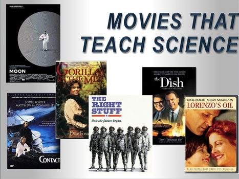 Movies that help to teach science | Using Science Fiction to Teach Science | Scoop.it