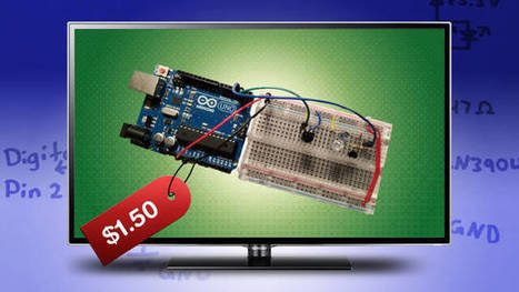 How to Build an Arduino TV Annoyer - LifeHacker India | Makers | Scoop.it
