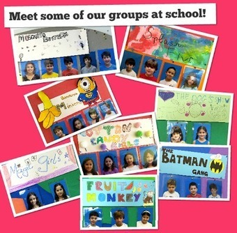 Children Learning English Affectively: Using Young Learners' Pictures while Learning English | Visual Learning for EFL | Scoop.it