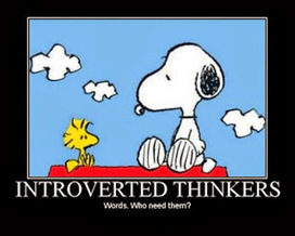 """Carl Jung on """"Introversion."""" 