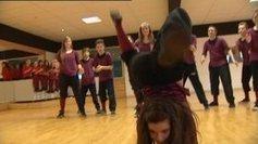 Besançon : ils sont champions de danse, en classique et en hip-hop ! - France 3 | Les femmes et le hip-hop | Scoop.it