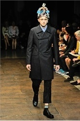 Comme des Garçons Homme Plus - Men Fashion Spring Summer 2012 - Shows - Vogue.it | COMME des | Scoop.it