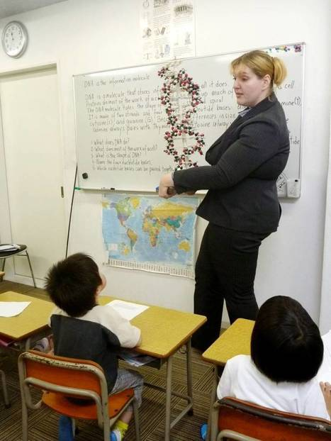 Parents give kids early start in English   Bilingual Education and Practices   Scoop.it