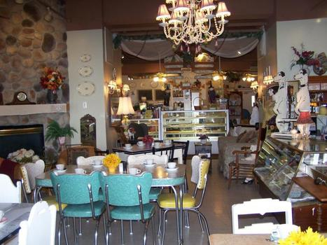 Meeting Place for Cup of Coffee Networkers | The Cookie Cottage - Hamilton Square NJ | Cup of Coffee Networkers | Scoop.it