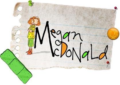 Megan McDonald | Book Web Sites | Scoop.it