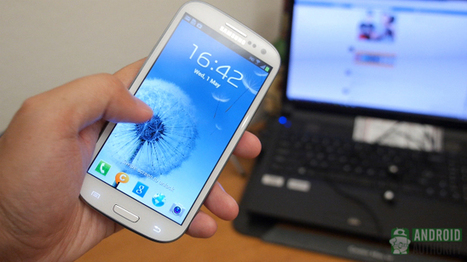 Galaxy S3 Android 4.3 update put on hold, Samsung confirms | Mobile Tools | Scoop.it