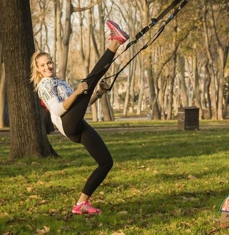 'TRX' y 'running', la mejor combinación si tienes que viajar - Mujerhoy.com | Movimiento urbano | Scoop.it
