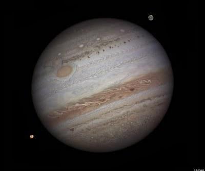 Scienzaltro - Astronomia, Cielo, Spazio: Per Giove!! Dalle 21 ogni sera... | Planets, Stars, rockets and Space | Scoop.it