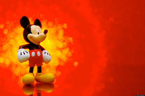 How Walt Disney Animation Studios Evolved Mickey Mouse Backwards for - Huffington Post   Machinimania   Scoop.it