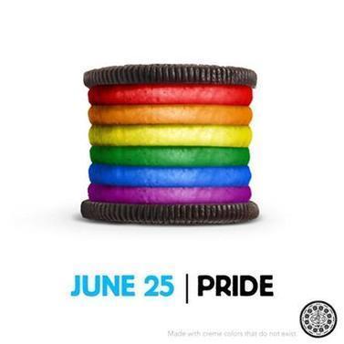 Oreo déclenche les foudres de certains américains en soutenant la gay pride. | agro-media.fr | Actualité de l'Industrie Agroalimentaire | agro-media.fr | Scoop.it