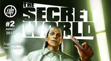 Go Play. The Secret World | New #MMORPG. Funcom #transmedia | The_storyFormula: story worlds & wearables! | Scoop.it