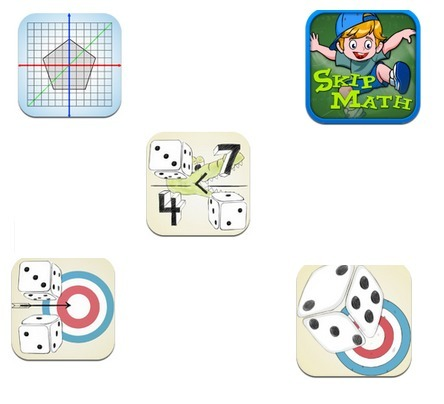 5 Excellent Math Games for your iPad ~ Educational Technology and Mobile Learning | Teaching Elementary Math | Scoop.it