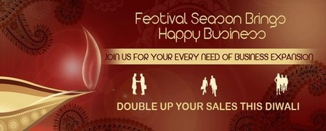 Start new business venture this Diwali | Become or Appoint Distributor, Franchisee or Sales Agent | Scoop.it