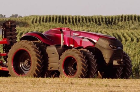 This Driverless Tractor Might Be the Future of Farming | Farming, Forests, Water, Fishing and Environment | Scoop.it