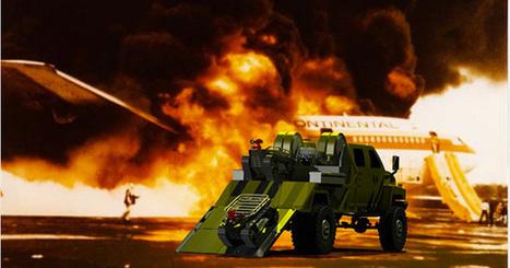 Les robots pompiers de Howe And Howe | Actualités robots et humanoïdes | Scoop.it