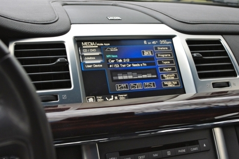 Vroom, vroom: Amazon Cloud Player now available in Ford cars | Inside Amazon | Scoop.it