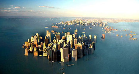 Tokio y Florida bajo el agua: La NASA advierte sobre una inminente catástrofe   Agua   Scoop.it