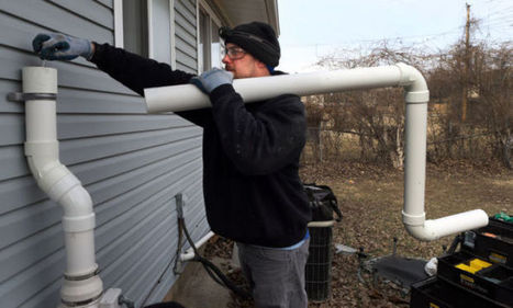 Work starts to keep toxic gas out of Elmwood Park : Lifestyles | Sustain Our Earth | Scoop.it