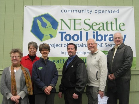 Sustainable NE Seattle's Tool Library Grand Opening   Transition US   Sustain Our Earth   Scoop.it