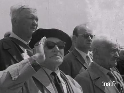 Charles De Gaulle, paroles publiques - Cérémonie à l'ossuaire de Douaumont - Ina.fr | Chroniques du centenaire de la Première Guerre mondiale : revue de presse | Scoop.it