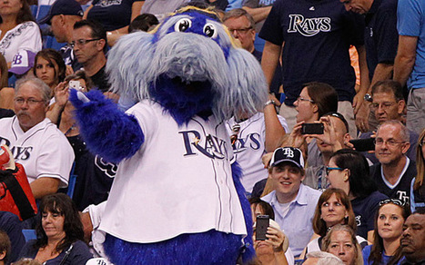 Red Sox fan arrested after allegedly trying to choke Rays mascot - CBSSports.com | Sports | Scoop.it