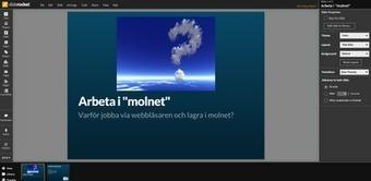 Freddy's Moln: SlideRocket | Folkbildning på nätet | Scoop.it