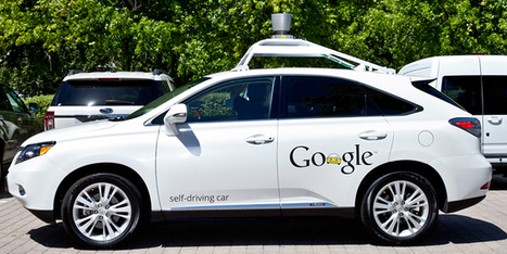 Google's Robot Car Can't Explore New Roads, and That's a Big Problem - Wired | News | Scoop.it