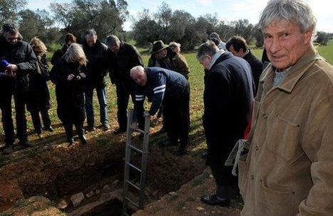 Édition Arles | Arles : un aqueduc romain souterrain retrouvé dans la Crau | La Provence | l'histoire | Scoop.it