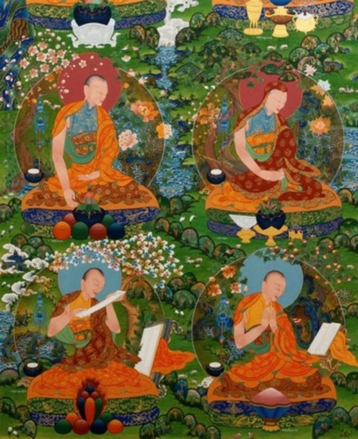 Feminism Awakens In Himalayan Buddhist Art and Meditation | Kiosque du monde : Asie | Scoop.it