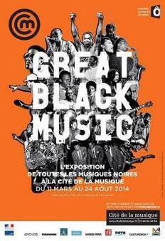 Exposition Great Black Music à la Cité de la Musique - Sortiraparis | Musical Industry | Scoop.it