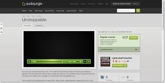 AudioJungle: Efectos y Sonidos para Presentaciones o Publicidad | Social Media | Scoop.it