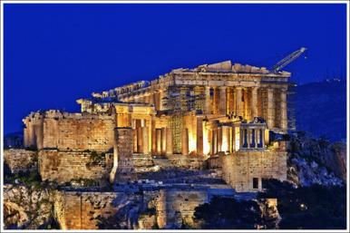 La Acrópolis de Atenas fue construida para resistir terremotos, según los ingenieros | Mundo Clásico | Scoop.it