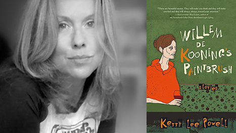 Kerry Lee Powell on using humour as a literary lens | Canadian literature | Scoop.it