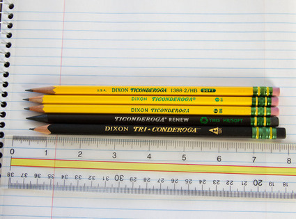 Don't be seduced by cheap pencils. | Land of Math | Scoop.it
