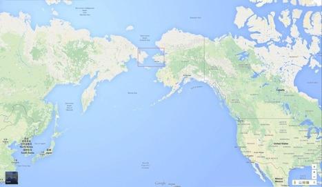 Dans le détroit de Béring, Russes et Américains brisent (un peu) la glace | Geopolitique et geostrategie | Scoop.it