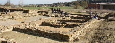 Unas obras dejan al descubierto termas romanas en Camós (Gerona) | Noticias de Arqueología | Scoop.it