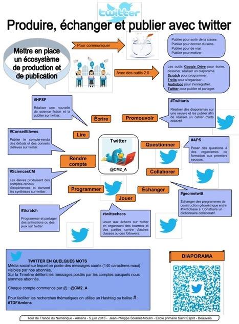 Présentation de twitter | TICE&HG | Scoop.it