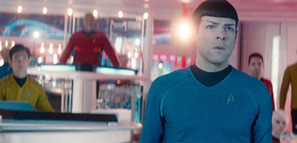 JJ Abrams Finally Apologizes for All Those Lens Flares in 'Star Trek' - First Showing | Star Trek Scoops | Scoop.it