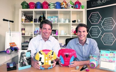 LiteBulb Group founders talk Mary Berry and woodwork | Insights into Developing New Business Ideas | Scoop.it