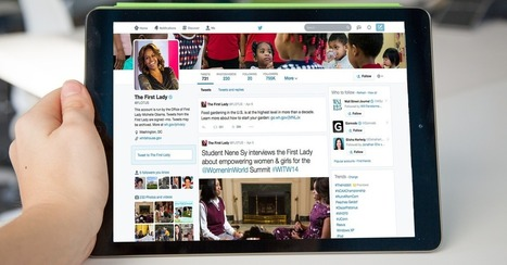 Twitter Now Rolling Out Its Facebook-Like Profile Redesign | Shift With Online Marketing | Scoop.it