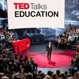 50 Ted Talks Every Educator Should Check Out (2014 Edition) - InformED | Ιδέες εκπαίδευσης - Educational ideas | Scoop.it