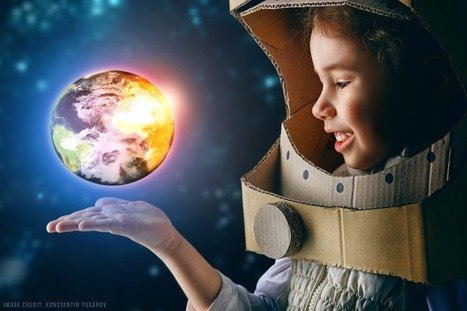 4 Reasons Imagination is Important for DevelopmentLearning and the Brain blog | Learning, Brain & Cognitive Fitness | Scoop.it