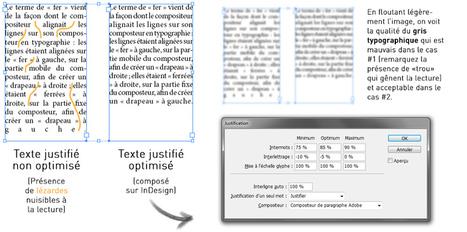 Doit-on justifier le texte sur un site internet ?   fabricecourt.com   Scoop.it