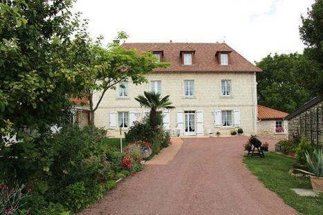 La Massonnière, gîte et chambres d'hôtes à Mondions près de Châtellerault | Où dormir dans le Pays Châtelleraudais et alentours | Scoop.it