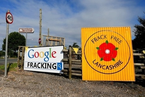 Censored #fracking report released and again the people pay #UK | Messenger for mother Earth | Scoop.it