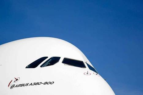 Airbus: Come for an A380 Test Ride, and Please Buy One | Aviation & Airliners | Scoop.it