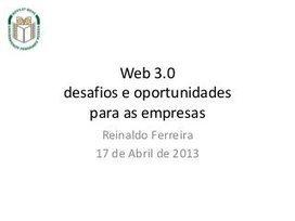 Seminario Web30 Universidade Fernando Pessoa   Web 2.0 PT   Muitas Palavras   Scoop.it