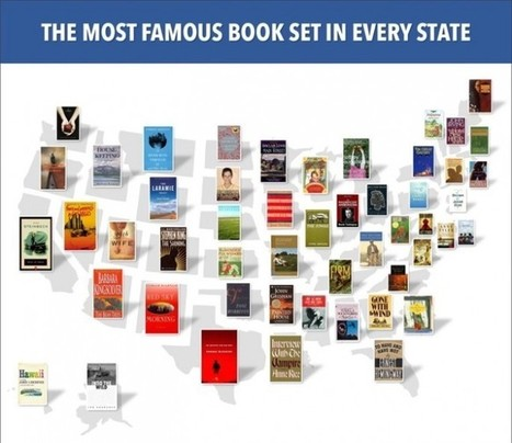 What's the Most Famous Book Set in Your State? See If You Agree with This List… | Books | Scoop.it